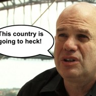 David Simon in Sydney