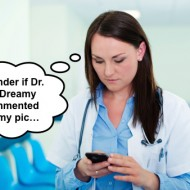 doctor-using-phone