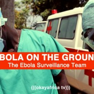 ebola on the ground